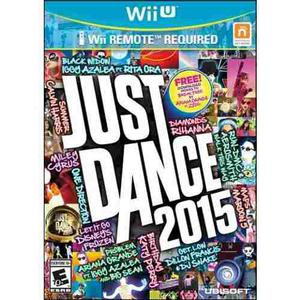 Just Dance 2015 Wii U--------------------------------mr.game