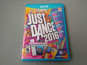 Just Dance 2016 Original Para Nintendo Wii U