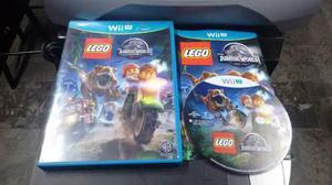 Lego Jurassic World Completo Para Nintendo Wii U,excelente