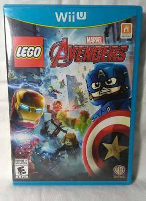 Lego Marvel Avengers Nintendo Wiiu