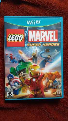 Lego Marvel Super Heroes Nintendo Wii U