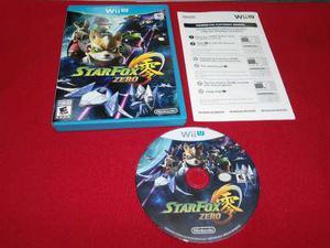 Longaniza Games * Wii U Star Fox Zero / Garantizado