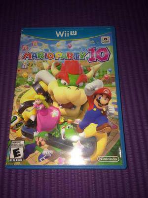 Mario Party 10 Para Wii Ü