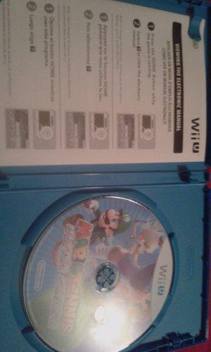 Mario Tennis Ultra Smash Wii U Nuevo Sin Sellar Nunca Usado