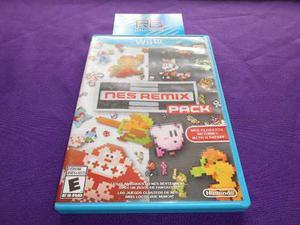 Nes Remix Pack Para Wii U **con Envio Gratis**