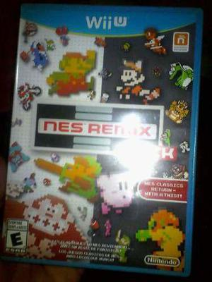Nes Remix Pack Wii U
