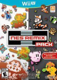 Nes Remix Pack Wii U Nuevo Citygame Primera Edicion