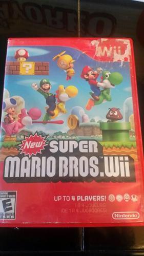 New Super Mario Bros Wii Y Wii U