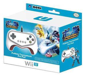 Pokken Tournament Pro Pad (nueva Y Sellada) - Nintendo Wiiu