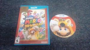 Super Mario 3dworlds Completo Para Nintendo Wii U,checalo