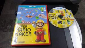 Super Mario Maker Completo Para Nintendo Wii U