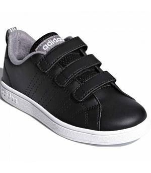 Tenis Para Niño adidas Advantage Vs Color Negro Envío