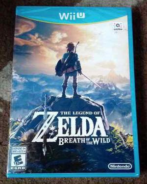 The Legend Of Zelda: Breath Of The Wild - Wii U - Standard E
