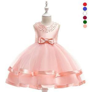 Vestido De Fiesta Para Niña Elegante Vestido Boda Niña 3 A