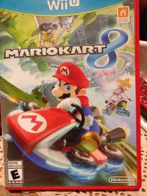 Wii U Mario Kart 8