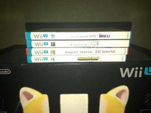 Wii U Súper Mario 3d