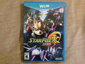 Wii U Star Fox Zero + Star Fox Guard