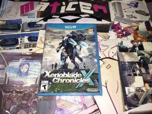 Xenoblade Chronicles Wii U. Venta O Cambio;)