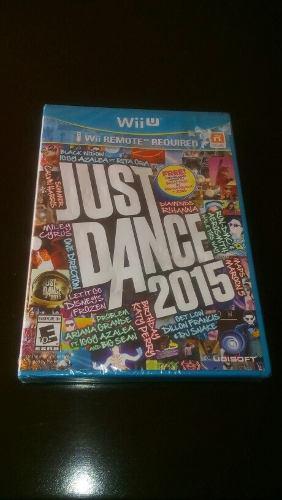 envio Gratis! Just Dance 2015 Para Wii U