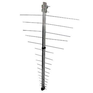 Antena Aerea Para Tv Uhf Vhf Hdtv Fm 32 Elementos