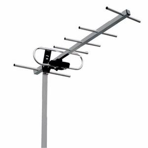Antena Aerea Power & Co. Hd Tv Exteriores. 55 Km Alcance