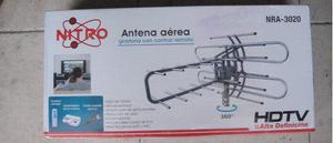 Antena Aérea Giratoria. Marca Nitro Hd