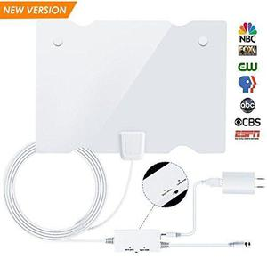Antena De Tv, Antena Hdtv Para Interiores 1080p 50-80 Millas