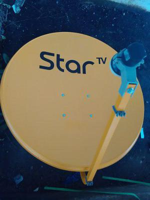 Antena Para Banda Ku, 86 Cms Reales, Startv, Sky,dish