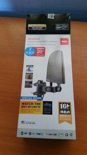 Antena Rca Tv Digital Para Interior