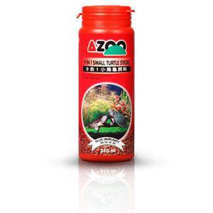 Azoo 9 In 1 Small Turtle Sticks Alimento Tortuga Chica 110gr