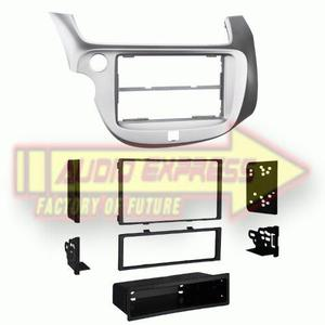 Kit Base Frente Y Antena Para Honda Fiat 2009 997877s