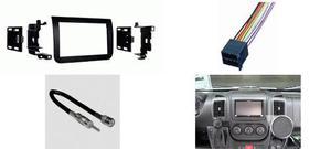 Kit Frente 2din Arnes Antena Dodge Ram Promaster 2014 A 2018