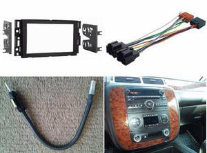 Kit Frente Arnes Antena Chevrolet Suburban Año 2007 A 2014
