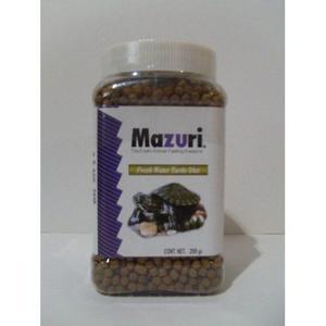 Mazuri - Alimento Para Tortuga De Agua Dulce - 0.44 Kg.