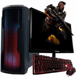 Pc Gamer A Dual Core 8gb 1tb Radeon Monitor 19.5