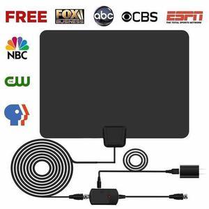 Pendoo Antena Hdtv Antena De Tv Digital Amplificada Para In