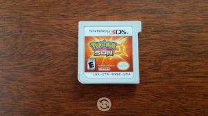 Pokemon Sun Nintendo 3DS XL