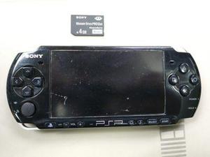 Psp Slim 2001-3001 Con Memoria 4gb Con Juegos Precio A Trata