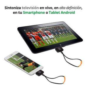 Sintonizador Básico De Tv Con 1 Antena Para Android