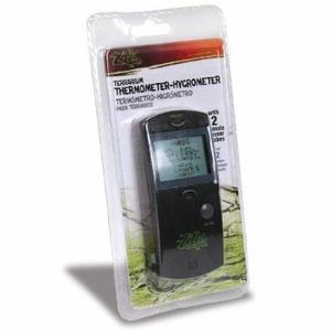 Termómetro Higrómetro Digital Profesional Zilla P/terrario