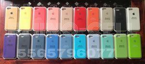 Apple Case Silicone/ 6/6 Plus/7/7 Plus/8/8 Plus/x