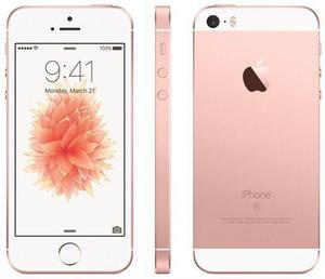 Apple Iphone Se 32 Gb Libre De Fabrica Nuevo Sellado Rosa