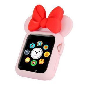 Bumper Protector De Minnie Para Apple Watch 42mm / 38mm