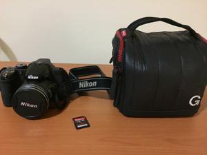 Camara Nikon Coolpix P520