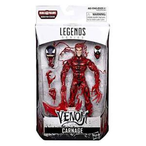 Carnage Marvel Legends Monster Venom Baf