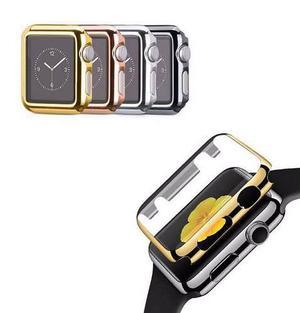 Case Protector De Lujo Para Iwatch 42 Y 38mm Serie 3 / 2 / 1