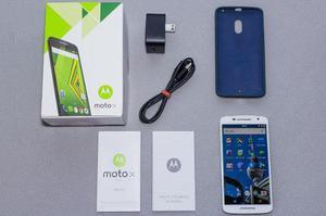 Celular Motorola Moto X Play 16gb / Desbloqueado / Caja