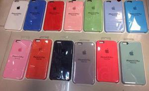 Funda Oficial Apple Iphone 5 5s 6 6 Plus 7 7 Plus 8 8 Plus