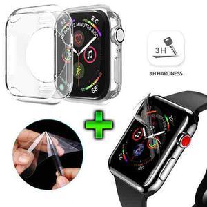 Funda Tpu Case Mica Protectora Apple Watch 40mm 44mm Serie 4