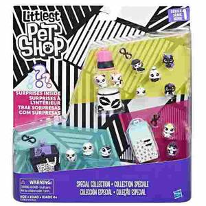 Hasbro Littlest Pet Shop Colección Especial Serie 1 Set 1